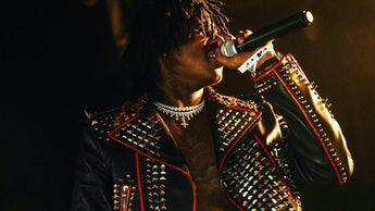 WEST HOLLYWOOD, CA - JULY 30:  SahBabii performs at The Roxy Theatre on July 30, 2017 in West Hollyw...