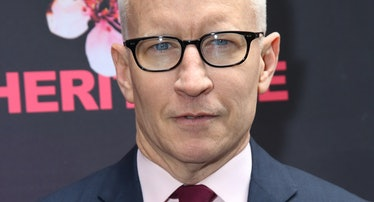 """Anderson Cooper attends the Opening Night performance of """"The Inheritance"""""""