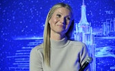 NEW YORK, NEW YORK - FEBRUARY 03: Gwyneth Paltrow hosts a panel discussion at the JVP International ...