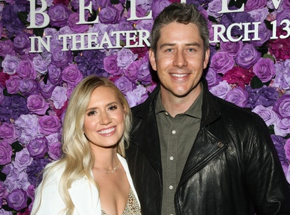 Arie Luyendk Jr.'s second proposal to Lauren Burnham was full of meaning.
