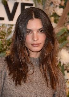 NEW YORK, NEW YORK - SEPTEMBER 09: Actress and model Emily Ratajkowski attends the inaugural REVOLVE...