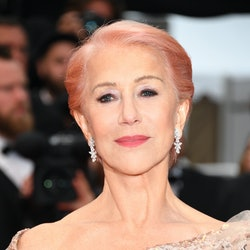 """CANNES, FRANCE - MAY 18: Dame Helen Mirren attends the screening of """"Les Plus Belles Annees D'Une Vi..."""