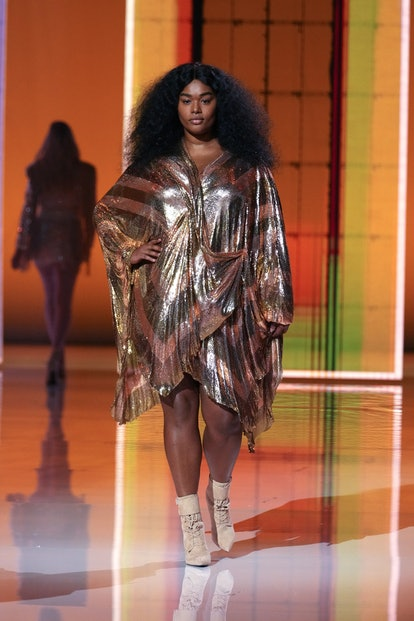 See Paris Fashion Week 2021's top trends from 2000s metallic and cut-outs to '60s mod and carwash dr...