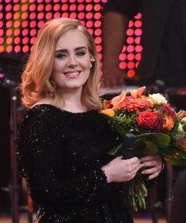 Adele has one child.