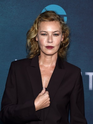 """LOS ANGELES, CALIFORNIA - MAY 09: Connie Nielsen attends TNT's """"I Am The Night"""" EMMY For Your Consid..."""