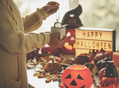 These Halloween aesthetics on TikTok might give you inspiration for home decor this year.