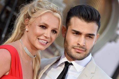 Sam Asghari has supported Britney Spears throughout her conservatorship trial.