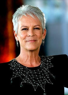 Jamie Lee Curtis attends The Academy Museum Of Motion Pictures Opening Gala
