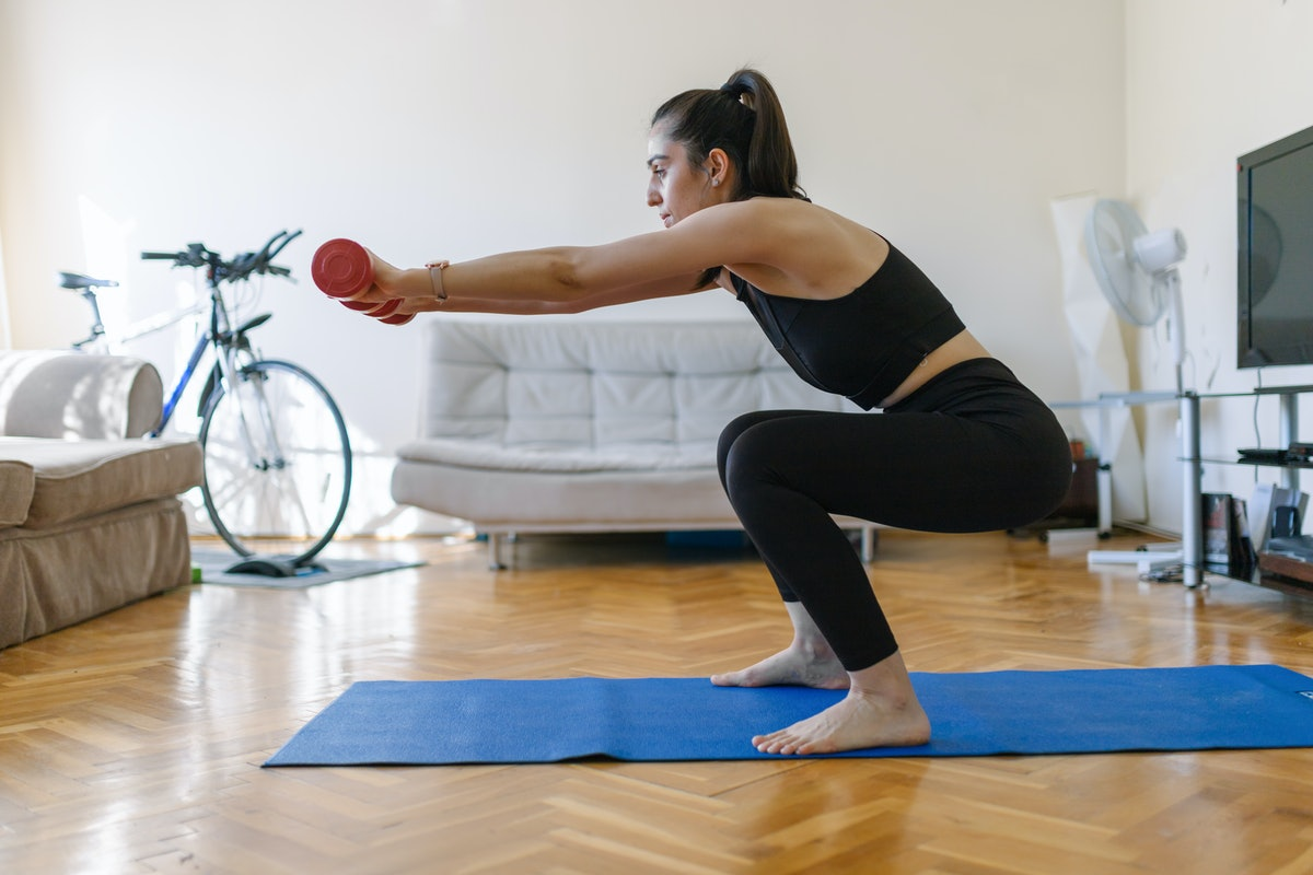 Functional training exercises can help make everyday movements easier.