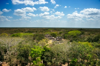Ek Balam is one of the most famous and well-known ruins in Yucatan