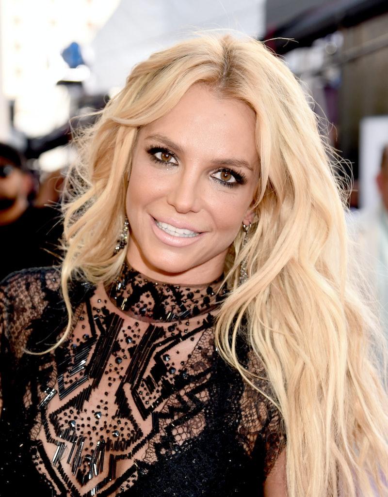 LAS VEGAS, NV - MAY 22:  Recording artist Britney Spears attends the 2016 Billboard Music Awards at ...