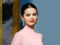 WESTWOOD, CALIFORNIA - JANUARY 11: (EDITORS NOTE: Image has been digitally retouched) Selena Gomez a...