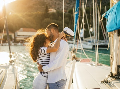 Celebrate finding your forever person by using one of these Instagram captions for your honeymoon pi...