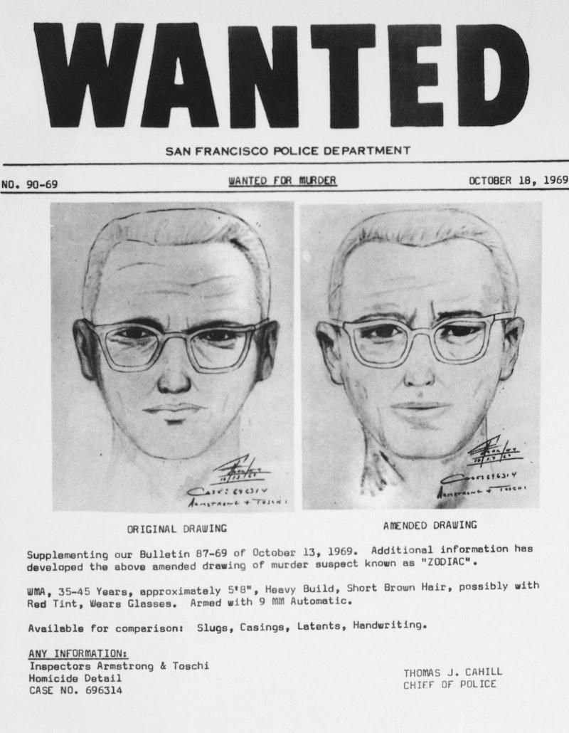 "(Original Caption) San Francisco: San Francisco police circulated this composite of the Bay Area's ""..."