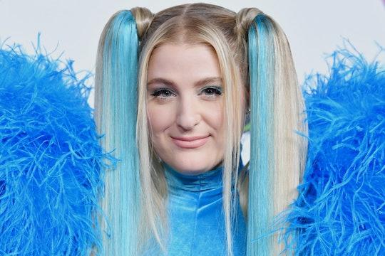 HOLLYWOOD, CALIFORNIA - MARCH 08: Meghan Trainor attends the 2020 Christian Cowan x Powerpuff Girls ...