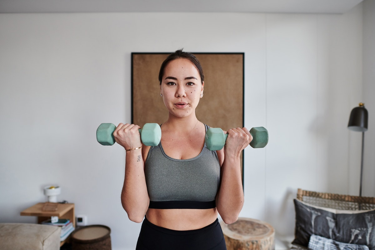 How to get started weightlifting for better overall strength.
