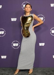Zendaya attends Women in Film's Annual Award Ceremony