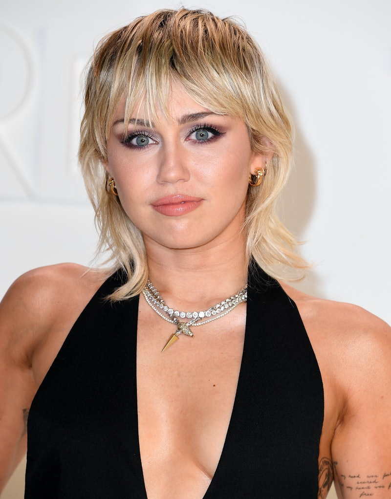 The shag haircut is 2021's hottest trend. Have fine hair? Take a cue from Miley Cyrus.