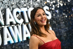 LOS ANGELES, CALIFORNIA - JANUARY 19: Jennifer Garner attends the 26th Annual Screen ActorsGuild Aw...