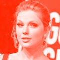 BEVERLY HILLS, CALIFORNIA - JANUARY 05: Taylor Swift attends the 77th Annual Golden Globe Awards at ...