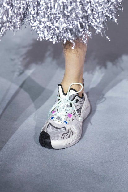 Paris Fashion Week 2021 shoe trends are retro and futuristic. See the best ones, here.