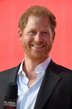 Prince Harry has an adorable bedtime routine with baby Lilibet.