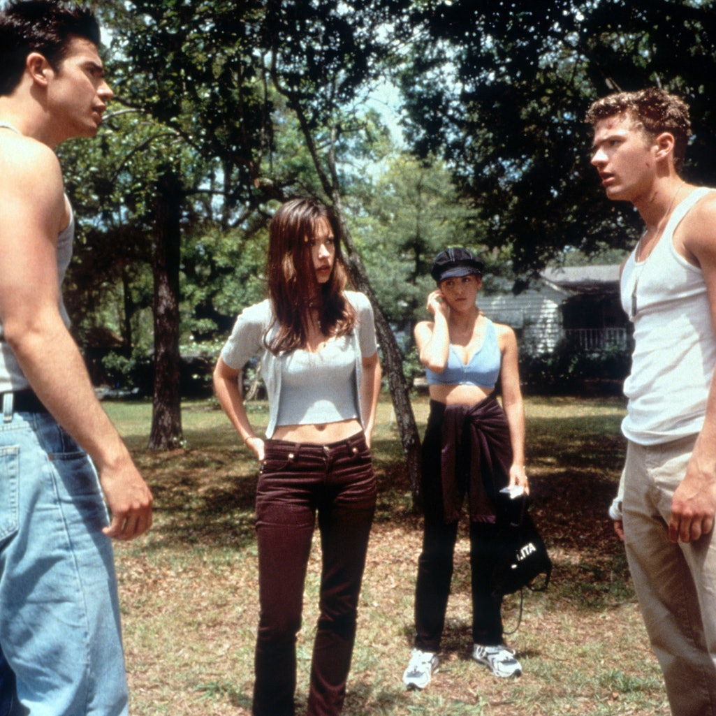 'I Know What You Did Last Summer' Movie Cast: Then Vs. Now Photos. Photo via Columbia Pictures/Getty...