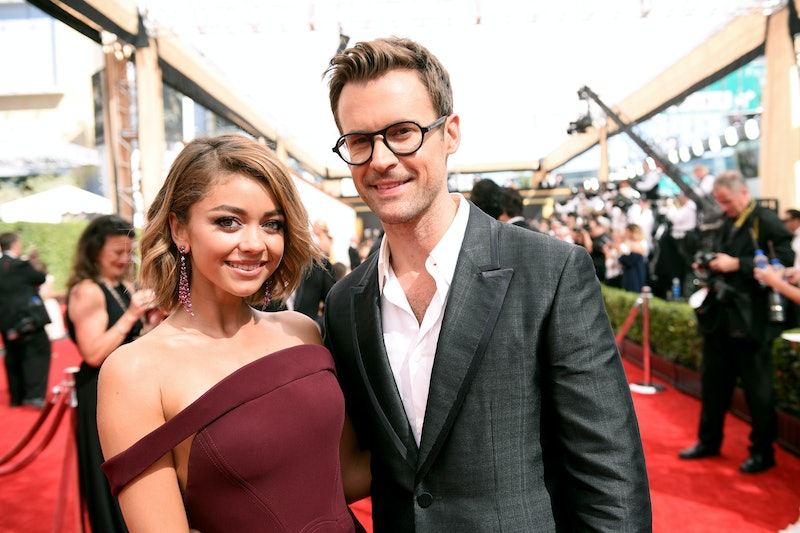 Sarah Hyland's Stylist Brad Goreski Shares His 2021 Red Carpet Trend Predictions