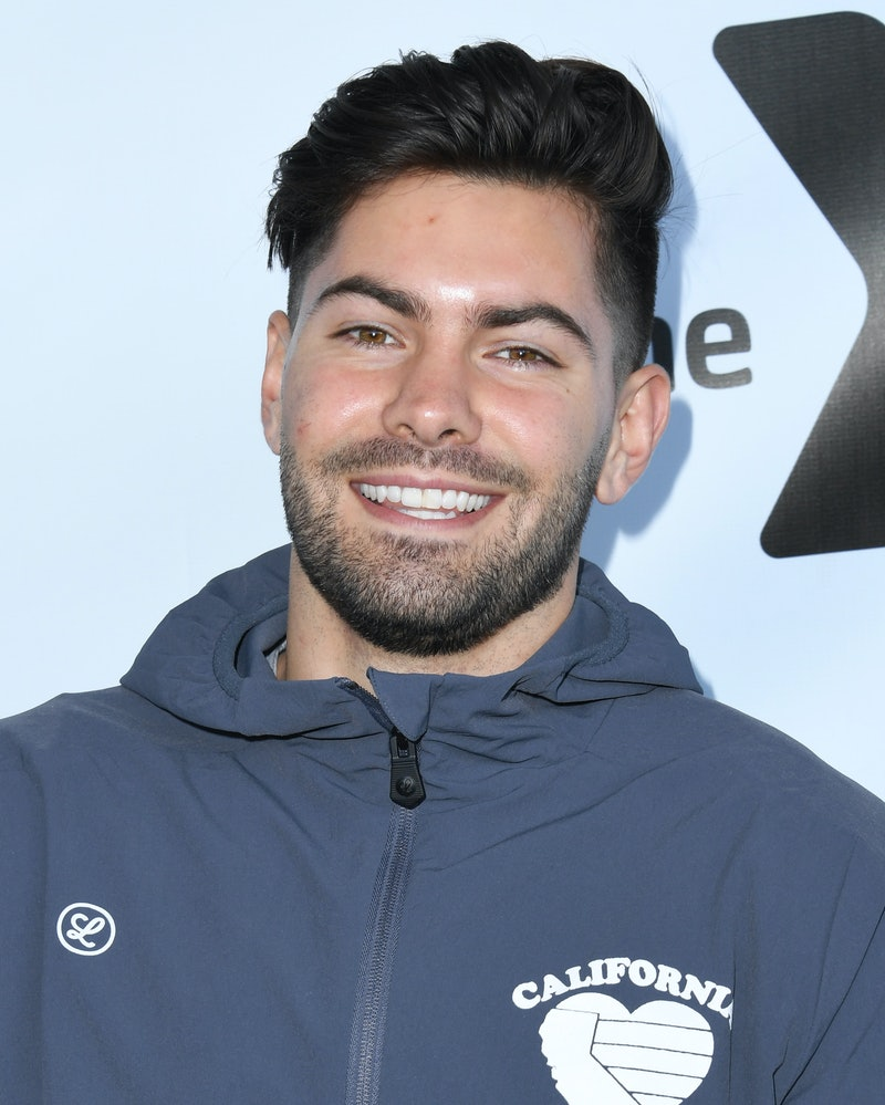 Former Bachelorette contestant Dylan Barbour