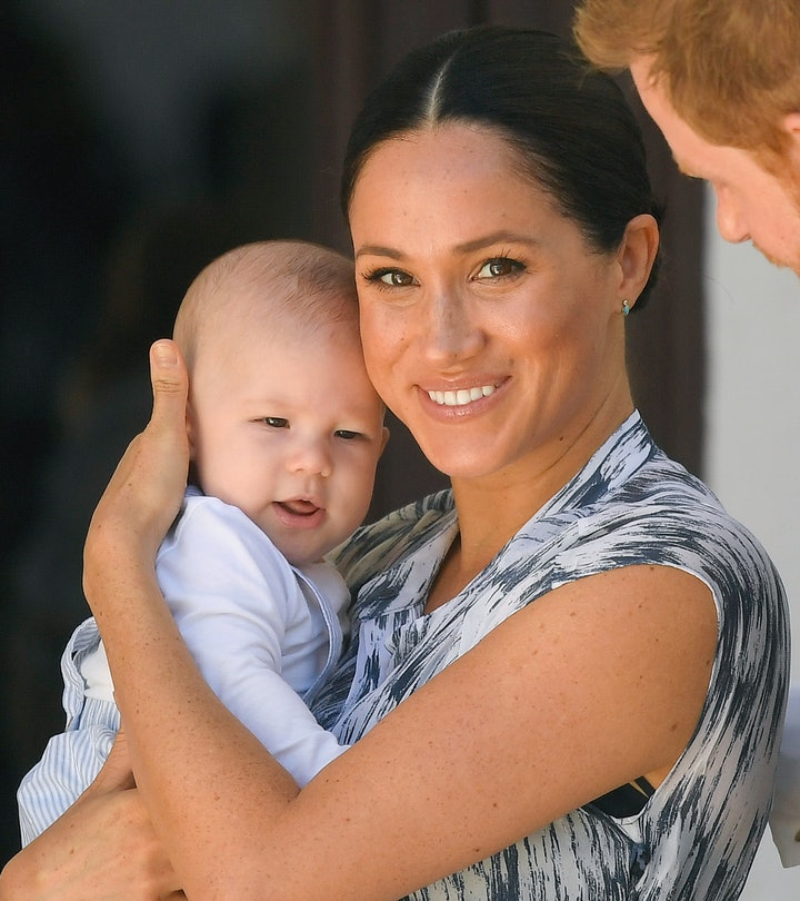 A spokesperson has since confirmed Meghan Markle's name was removed from Archie's birth certificate.