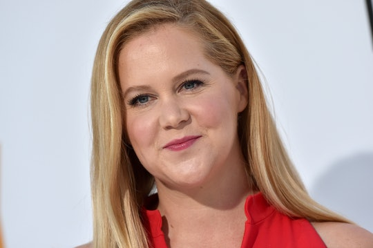 Amy Schumer has been open about her c-section scar, pregnancy, and motherhood.