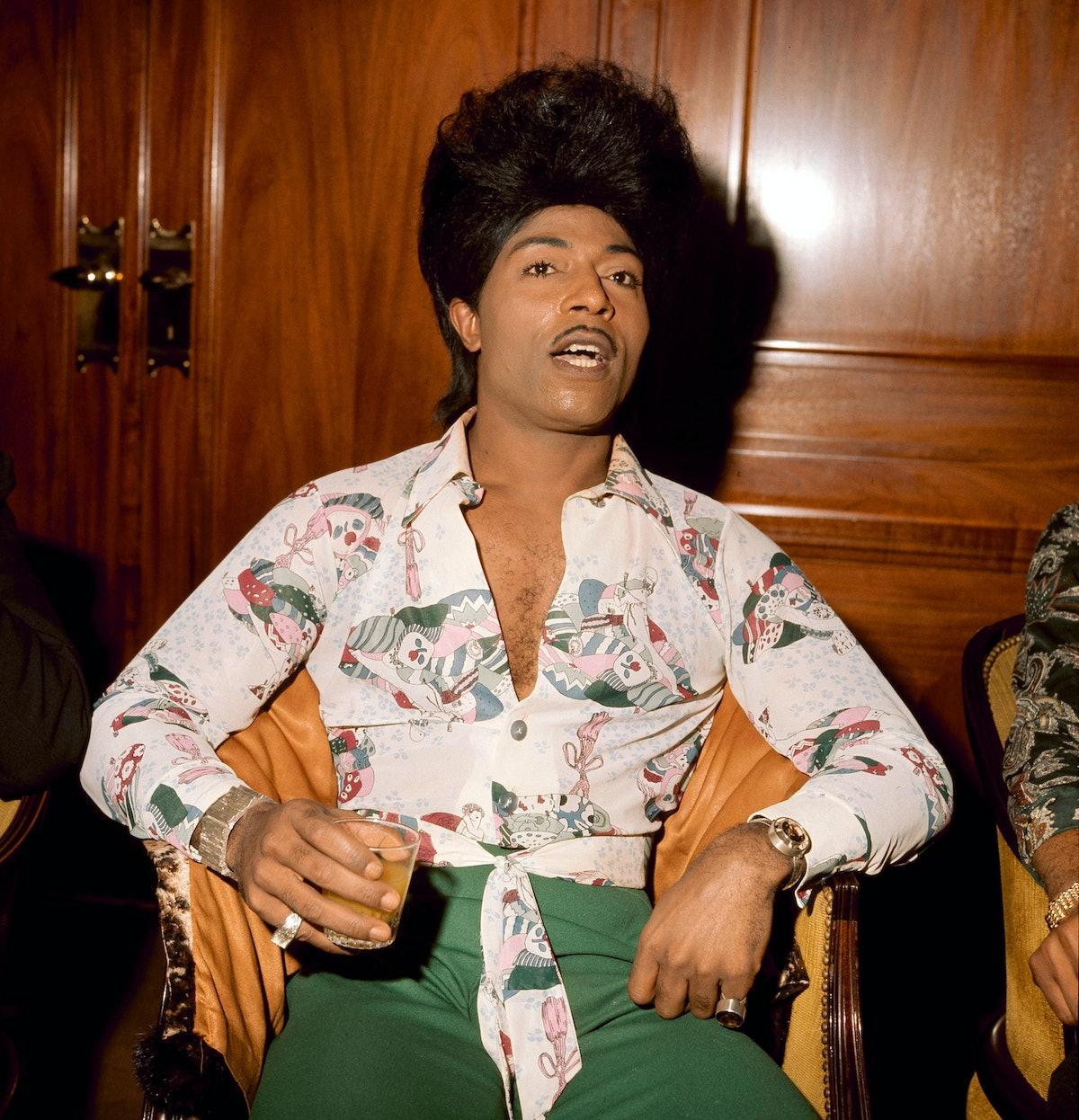 Little Richard style