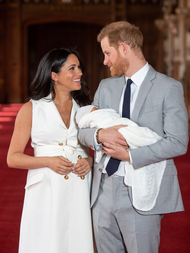 Meghan Markle and Prince Harry, May 2019.