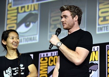 Eternals Marvel Richard Madden