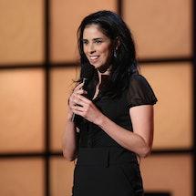 Sarah Silverman. Photo via Getty Images