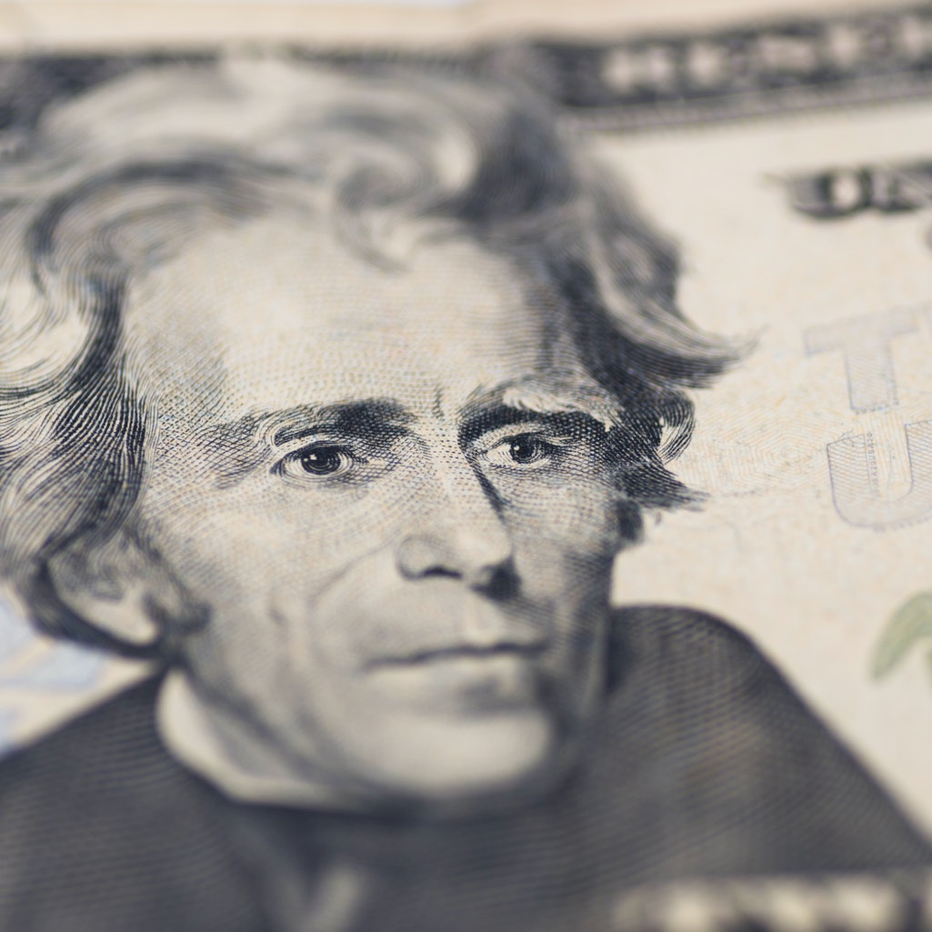 President Andrew Jackson could be replaced by Harriet Tubman on the $20.