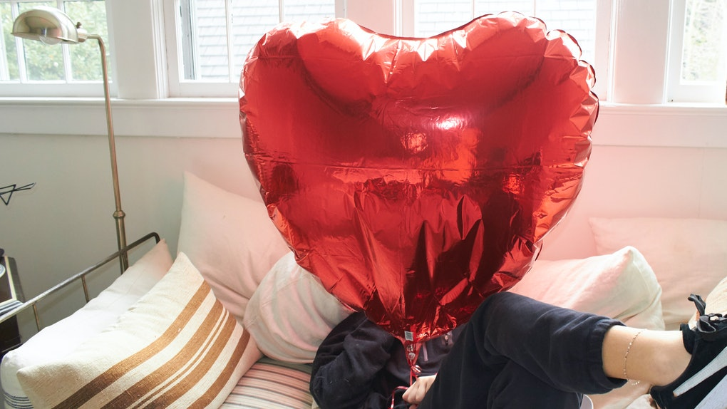 These Valentine's Day effects on TikTok include heart-shaped options.