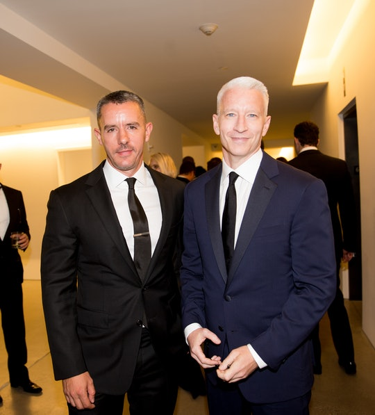 Anderson Cooper and Benjamin Maisani have an evolved co-parenting relationship.