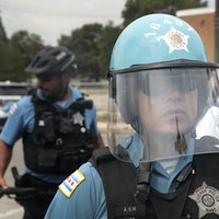 Data proves the difference between white and Black cops
