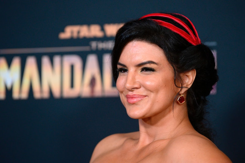 Lucasfilm Has Dropped Gina Carano From 'The Mandalorian'