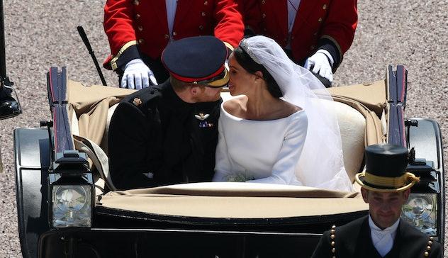 Prince Harry Meghan Markle 2018.