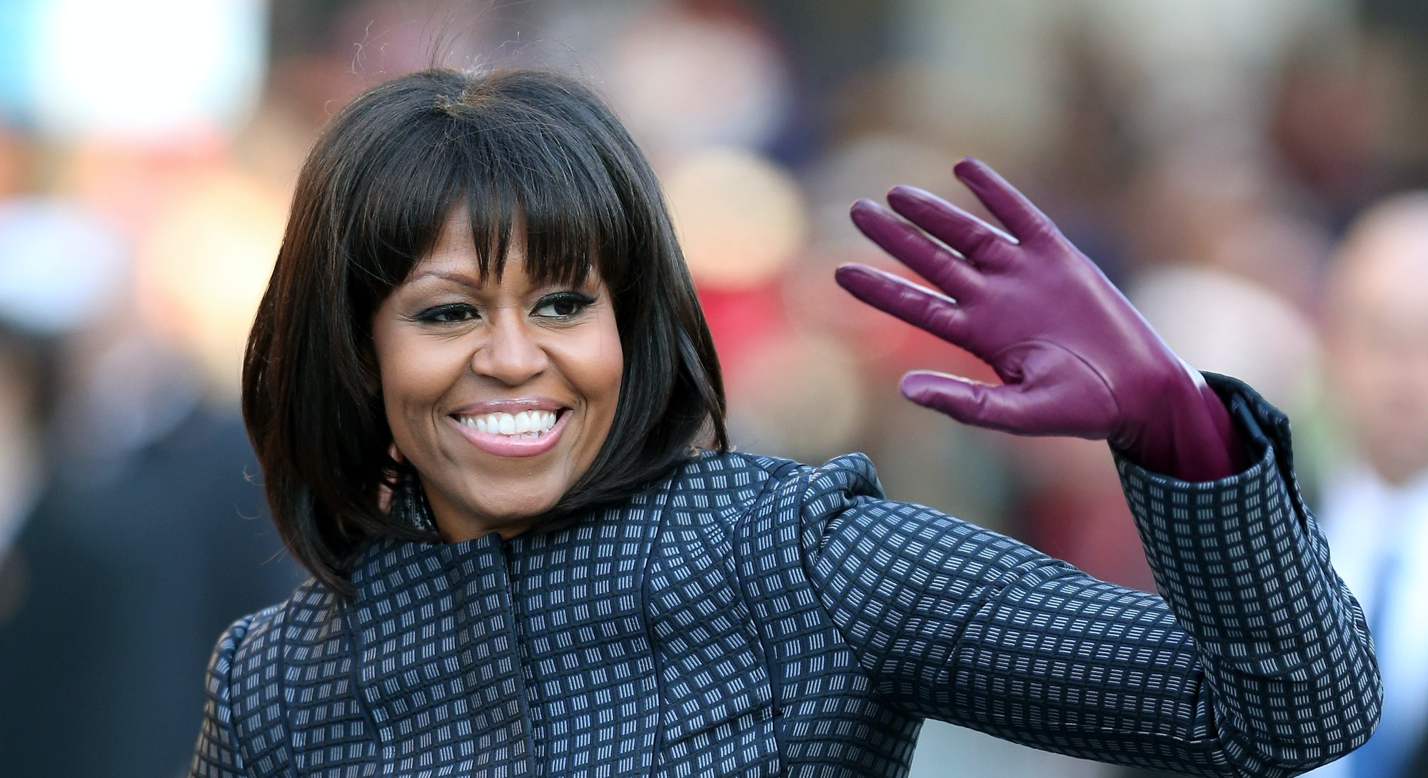 Michelle Obama has spoken candidly about motherhood over the years.