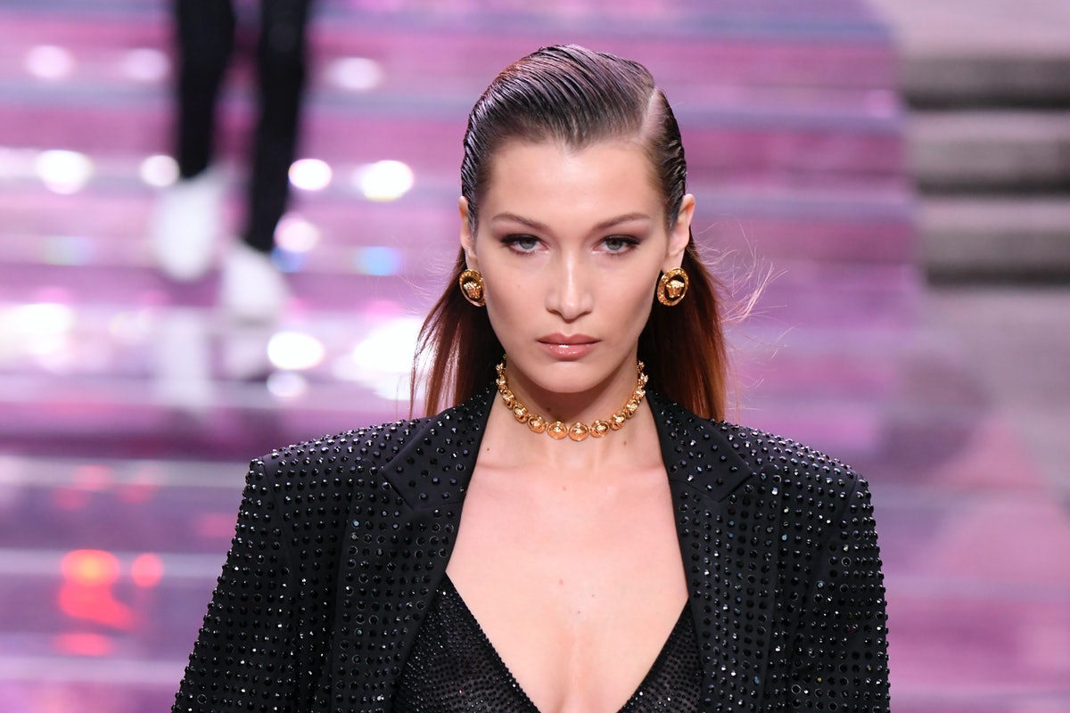Bella Hadid Is Among The 10 Best Celebrity Outfits The Week Of February 8