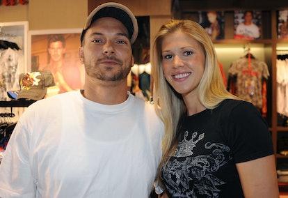 Kevin Federline and Victoria Prince