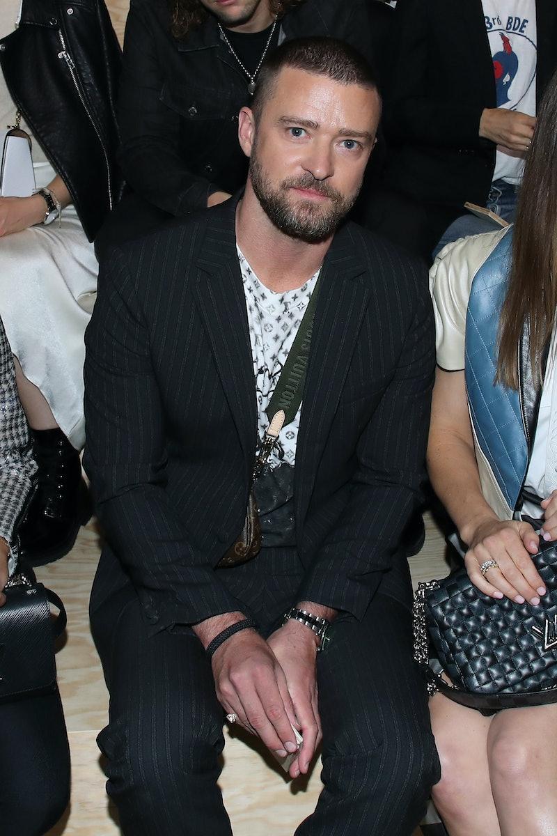 Justin Timberlake. Photo via Getty Images