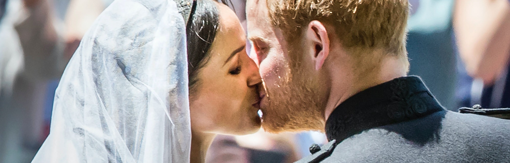 Prince Harry and Meghan Markle are always so romantic.