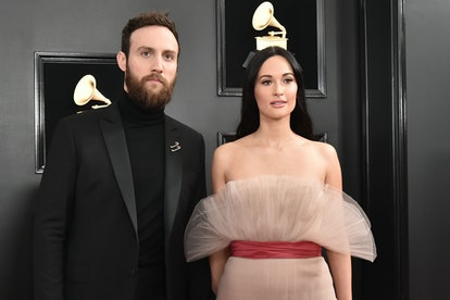 Kacey Musgraves and Ruston Kelly. Photo via Getty Images