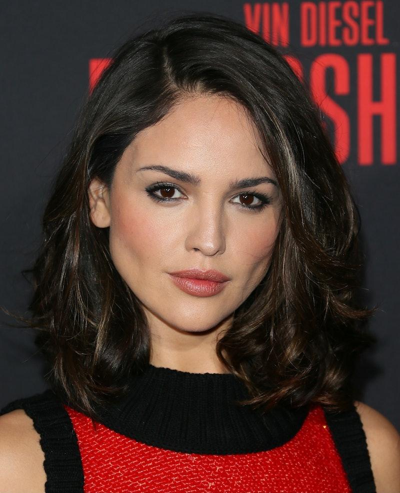 Actor Eiza Gonzalez at the 'Bloodshot' premiere.
