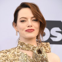 Emma Stone in 'Cruella.' Photo via Getty Images