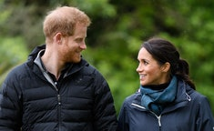 """Meghan Markle and Prince Harry will be interviewed by Oprah in an """"intimate"""" TV interview."""